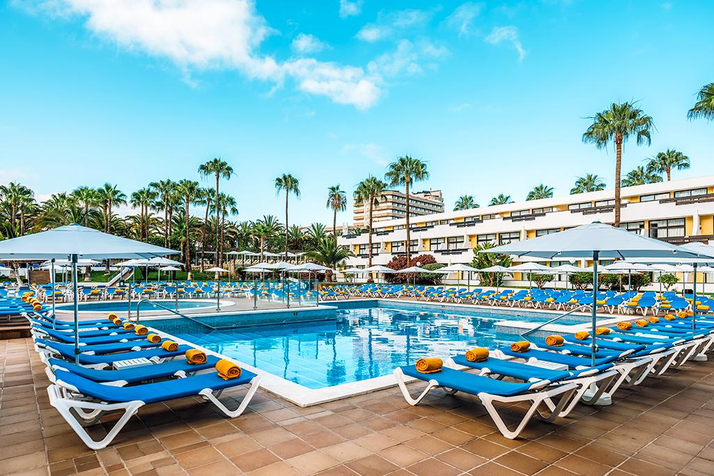 Séjour de 7 nuits à l'hôtel Iberostar Las Dalias 4* en tout inclus (avec vols + transferts)