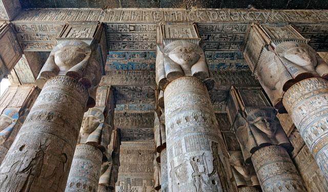Temple de Dendérah