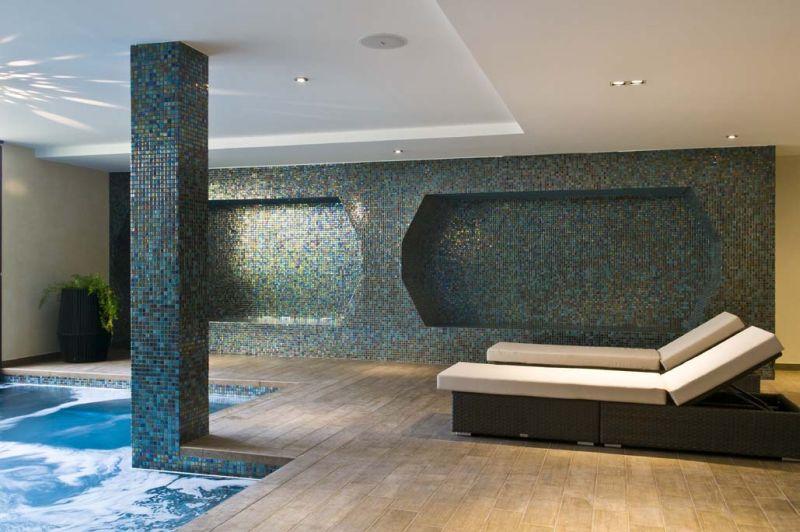 Piscine chauffée intérieure, Hôtel Radisson Blu Ajaccio