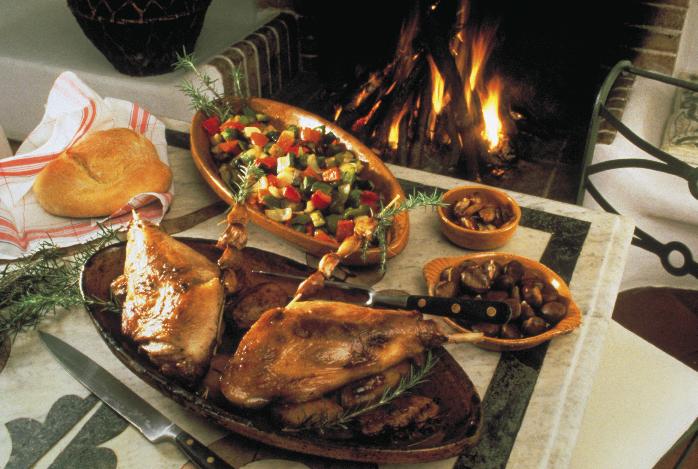 La cuisine Corse gagne à être découverte, ou plutôt dégustée...