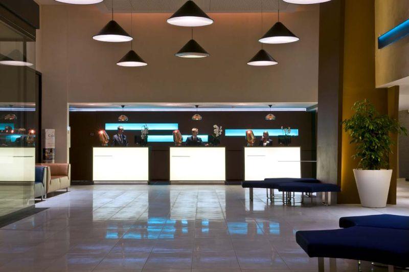 Réception hôtel Radisson Blu Ajaccio