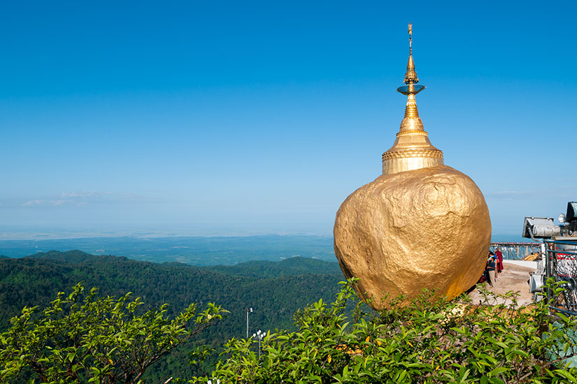 (Image) image Myanmar Rocher Or Kyaiktiyo  it