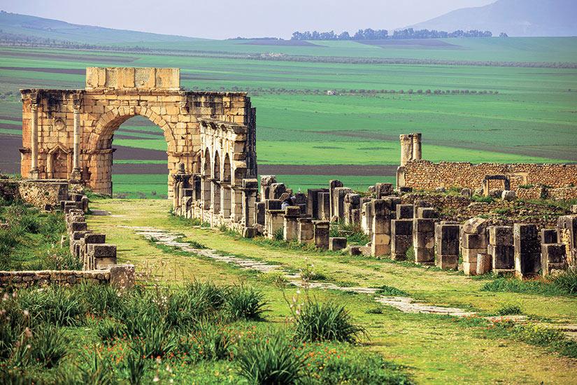 (Image) image Maroc Meknes Volubilis  it