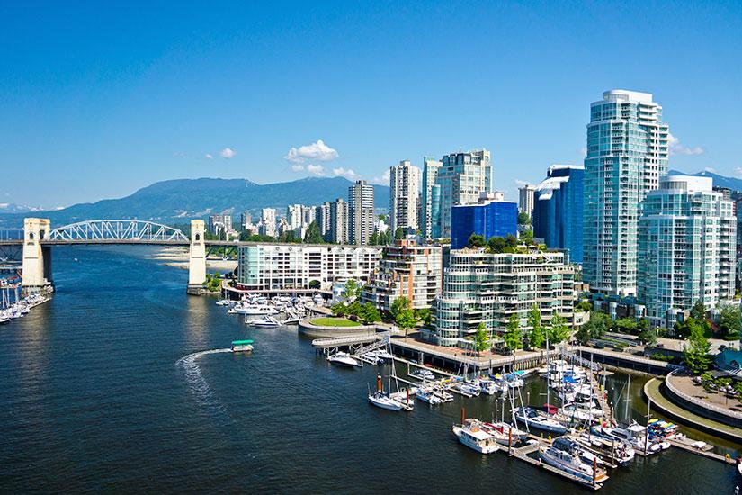 (Image) image Canada Vancouver Horizon urbain  it