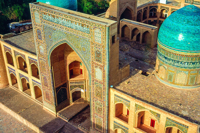 Voyage Circuit Ouzbékistan Secrets d'Ouzbékistan - Richou