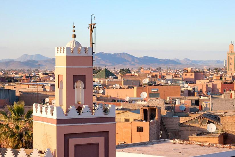 (Image) image Afrique du Nord Maroc Marrakech