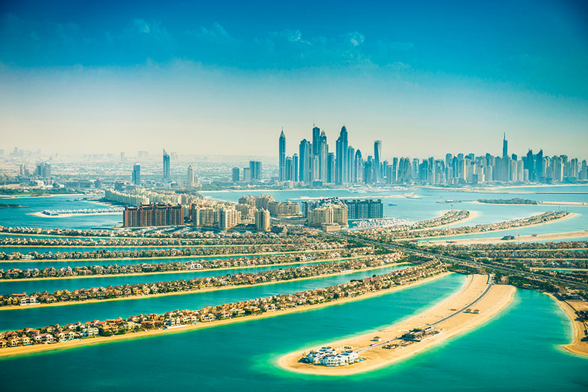 (Image) image Emirats Arabes Unis Dubai palm jumeirah  it