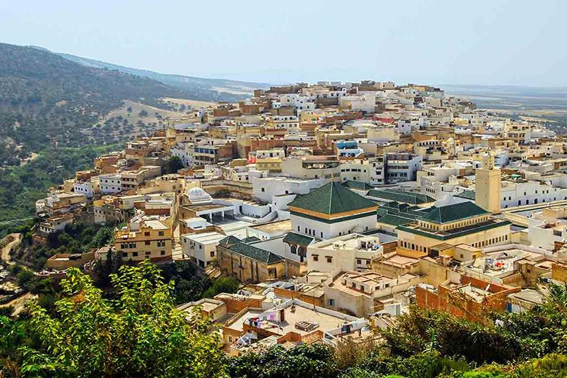 (Image) image Afrique du Nord Maroc Meknes