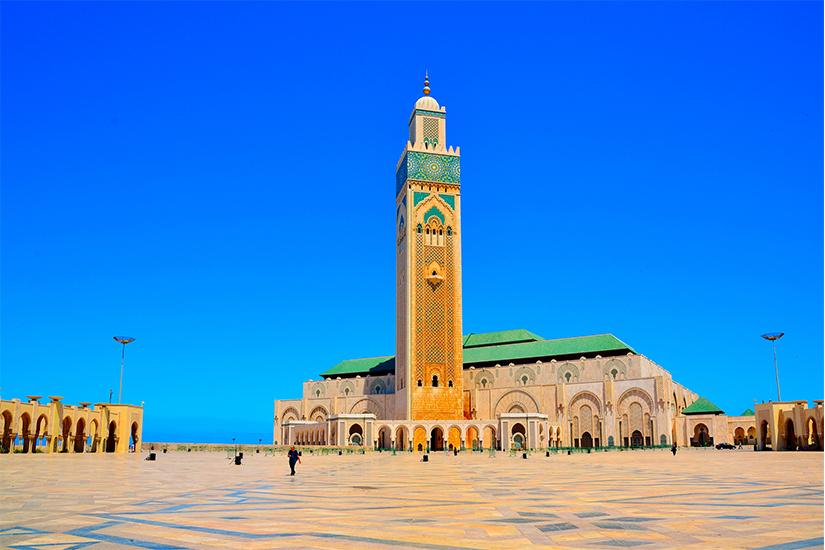 (Image) image Afrique du Nord Maroc Casablanca