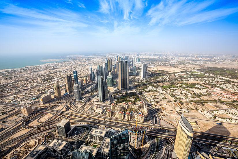 (Image) image Emirats Arabes Unis Dubai Paysage urbain  it