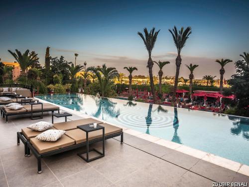 Séjour de 3 nuits à l'hôtel Sofitel Marrakech Palais Impérial 5* en formule petit-déjeuner (avec vols + transferts)