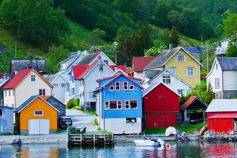 (Image) image Norvege Geiranger fjord  it
