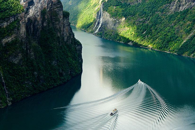 (Image) image Norvege Fjord Geirangerfjord  it