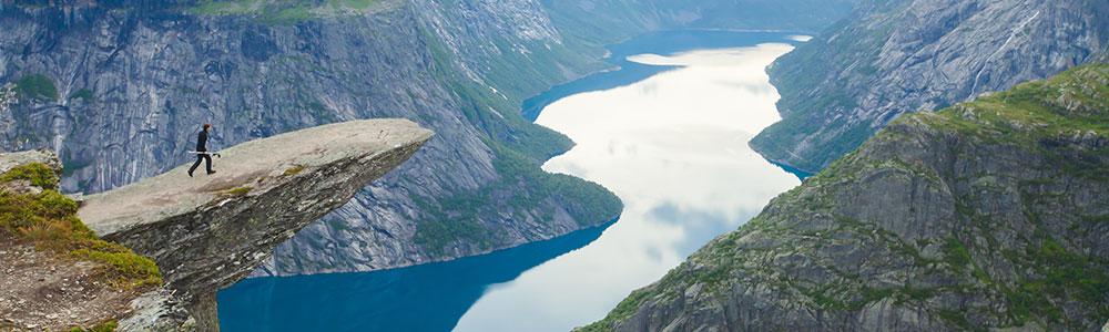 croisière - pays-bas - les fjords norvégiens - t935 - ms rotterdam